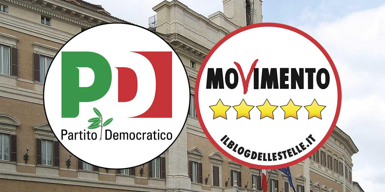 Sei favorevole o contrario all'alleanza tra Pd e M5s anche per le regionali in Calabria