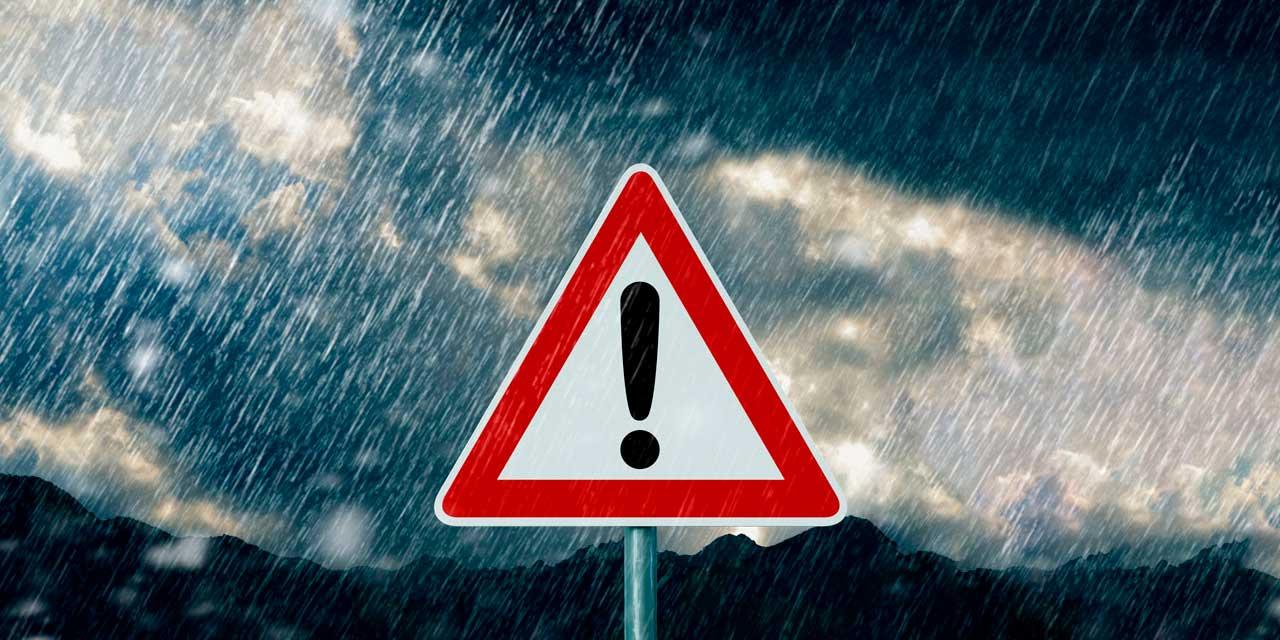 Sei d'accordo o contrario alla chiusura delle scuole in caso di allerta meteo?